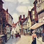 Butcher Row c. 1900