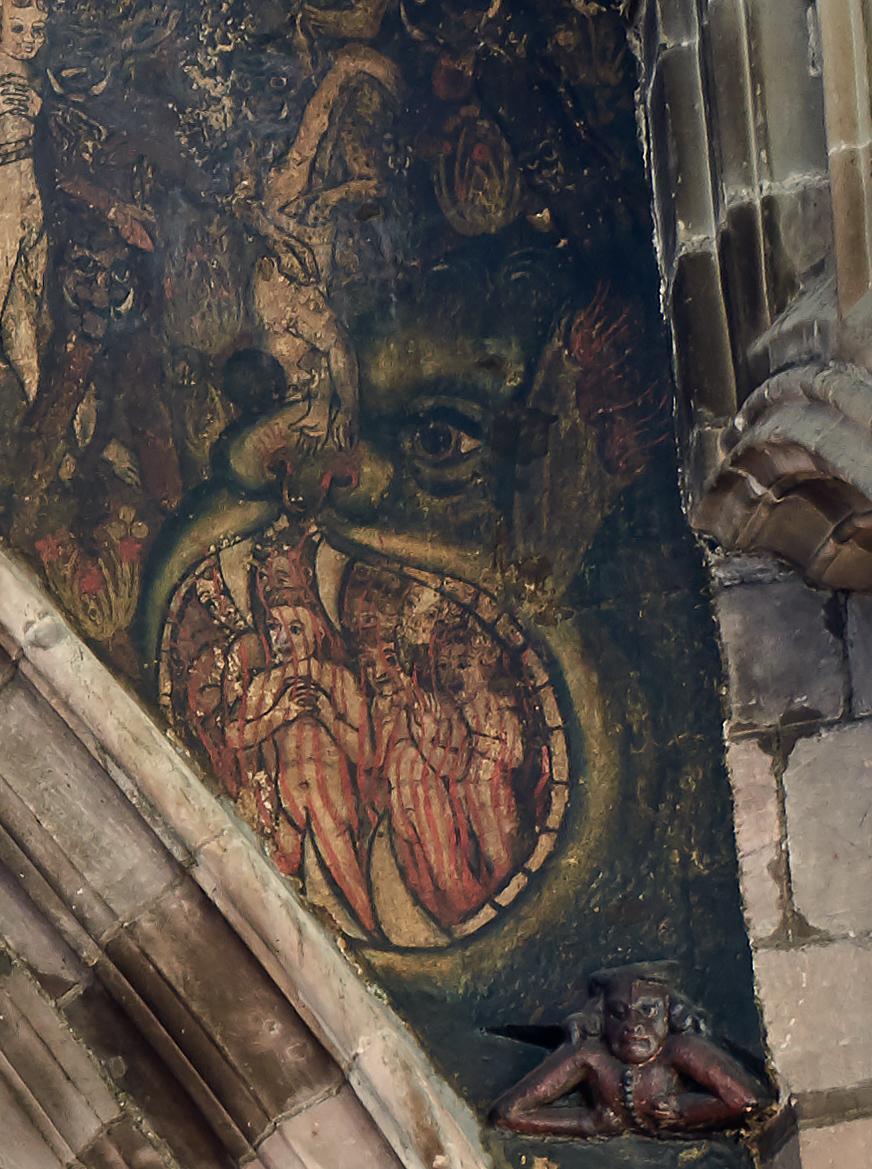 Holy Trinity Doom Mouth of Hell